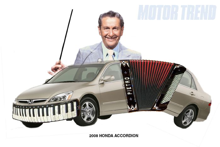 honda accordion